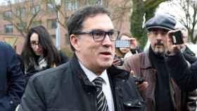 El abogado de Puigdemont, Jaume Alonso-Cuevillas.
