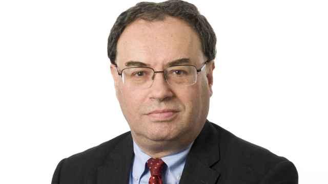 Andrew Bailey, gobernador del Banco de Inglaterra.