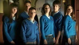 Los actores de 'El internado'