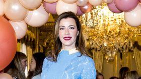 Inés Sainz por fin ha terminado su tratamiento contra el cáncer de mama.
