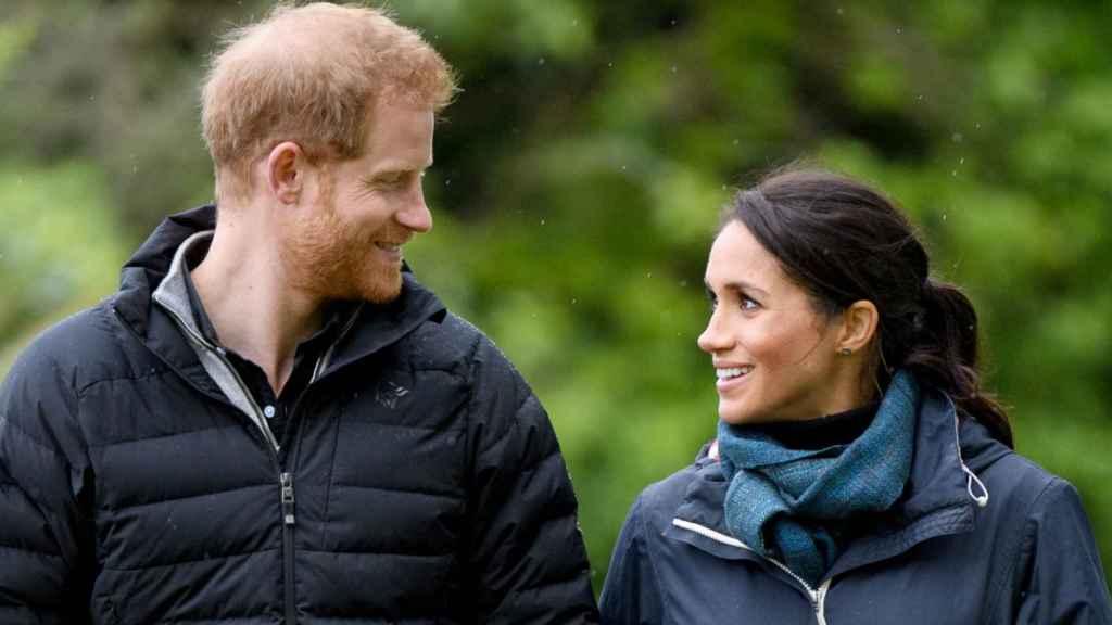 Meghan Markle y el príncipe Harry han eligo Canadá para celebrar las Navidades.