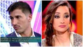 Gianmarco dolido con la actitud de Adara.