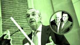 Llardén hizo de la necesidad virtud y Ortega se subió a su barco con una rebaja del 7%