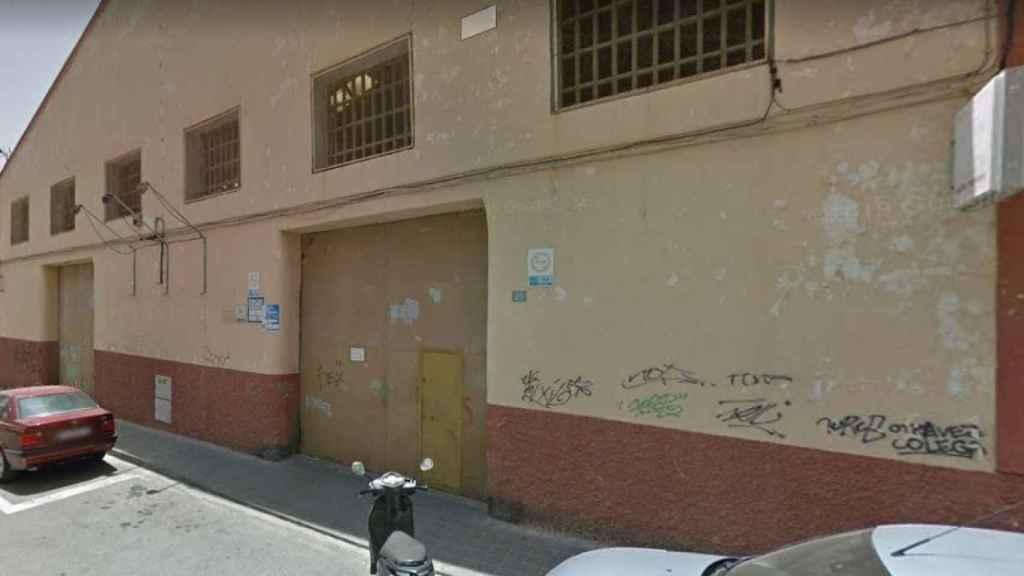 Calle Águila (Alicante)