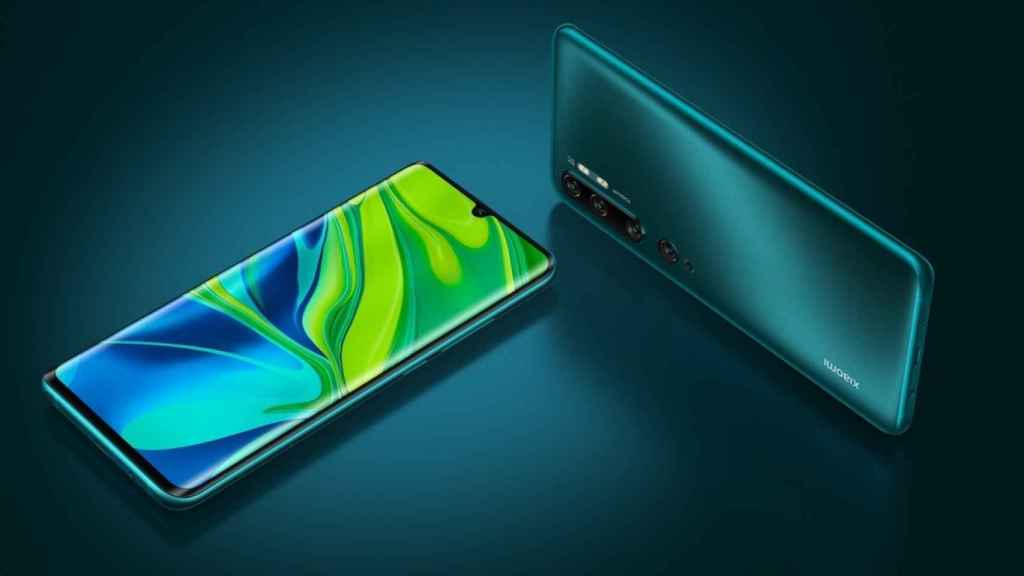 Xiaomi Mi Note 10 Pro already in Europe: news and prices