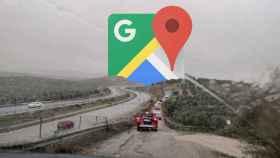 Google Maps también falla: cómo hacerle caso nos atascó en un camino inundable en pleno temporal