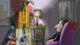 El árbol navideño de Ada Colau