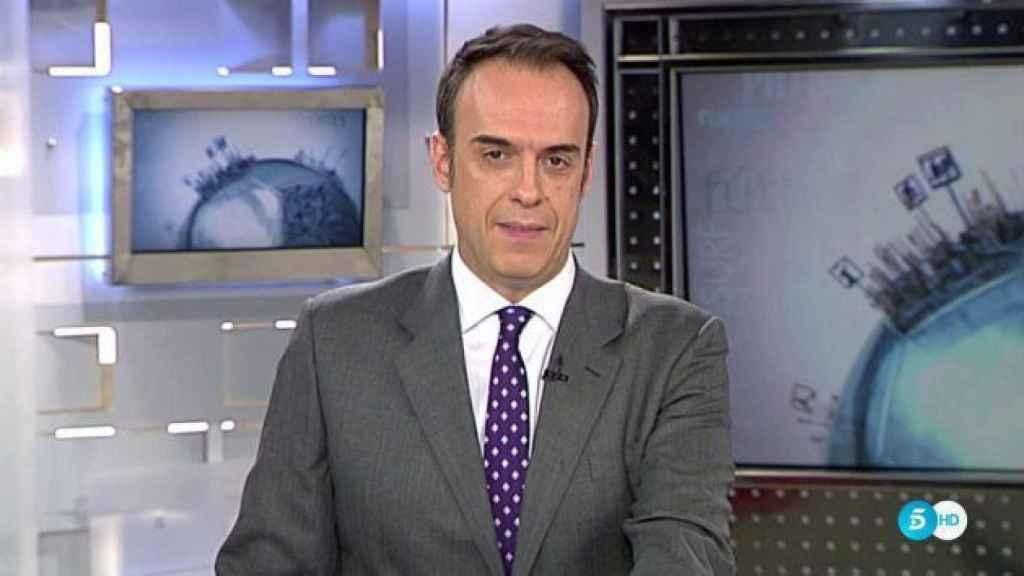 Jesús María Pascual, en directo.