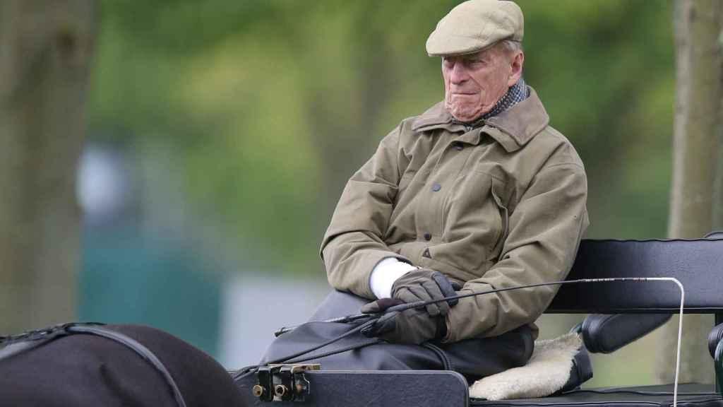 El duque se ha trasladado hasta Sandringham para disfrutar de las Navidades en familia.