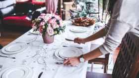 Triunfa con la decoración de la mesa en Nochebuena y Nochevieja