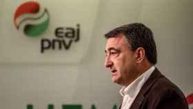 Aitor Esteban, portavoz del PNV en el Congreso.