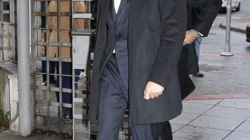 La Fiscalía ha recurrido la absolución de Borja Thyssen.