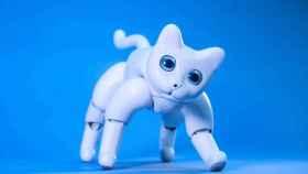 Este adorable gato robot ¿es el futuro de las mascotas para el hogar?