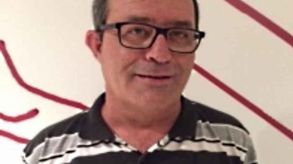 Juan Carlos Martínez.