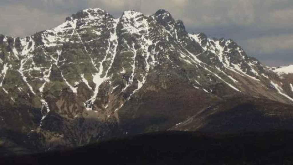 Pico Curavacas