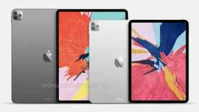 Primeras imágenes del iPad Pro 2020: triple cámara, cristal en la parte trasera y más