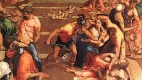 El Día de los Santos Inocentes.