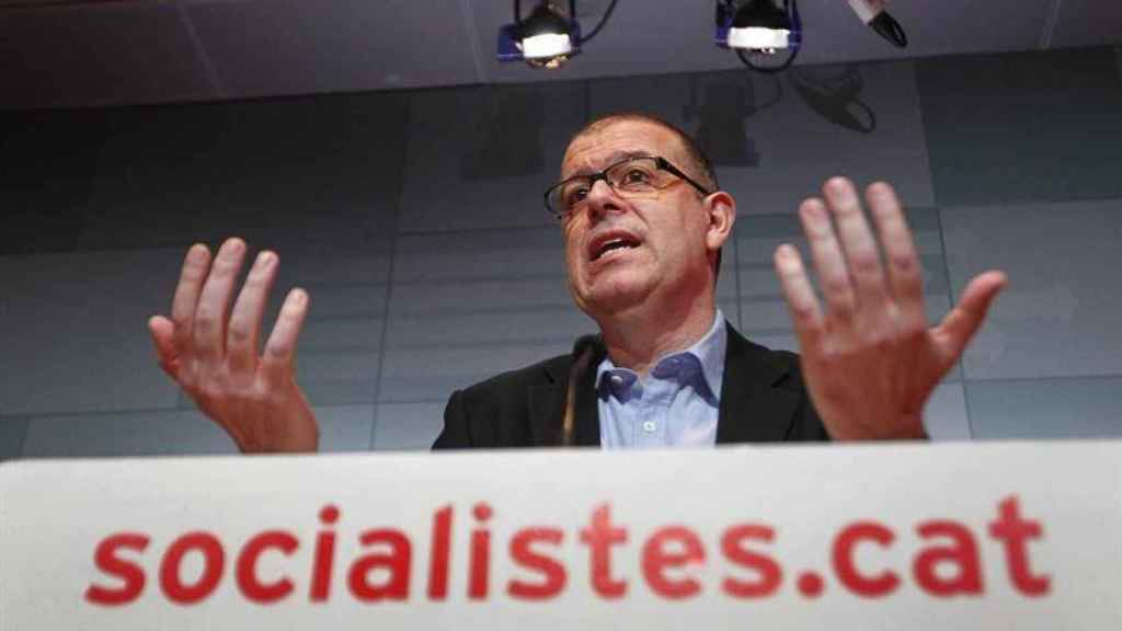 El diputado del PSC en el Congreso José Zaragoza.
