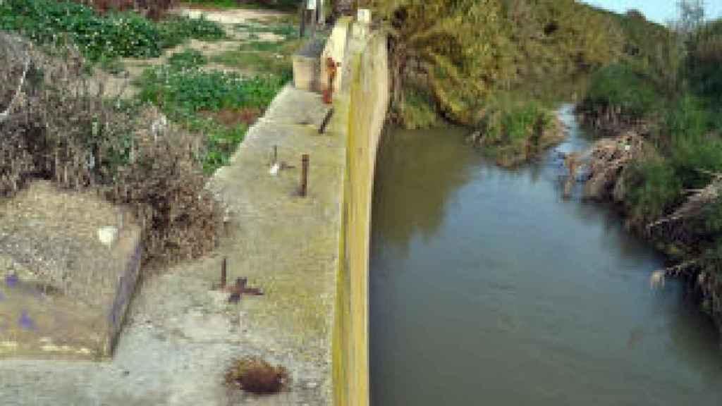 Río Segura.