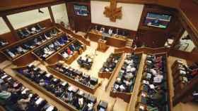 Parlamento del País Vasco.