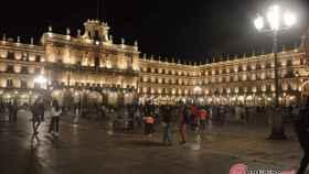 plaza mayor salamanca turismo