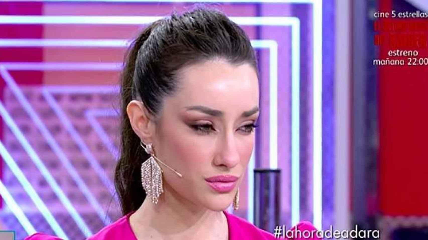 Adara Molinero, en 'Sábado Deluxe' este 28 de diciembre.