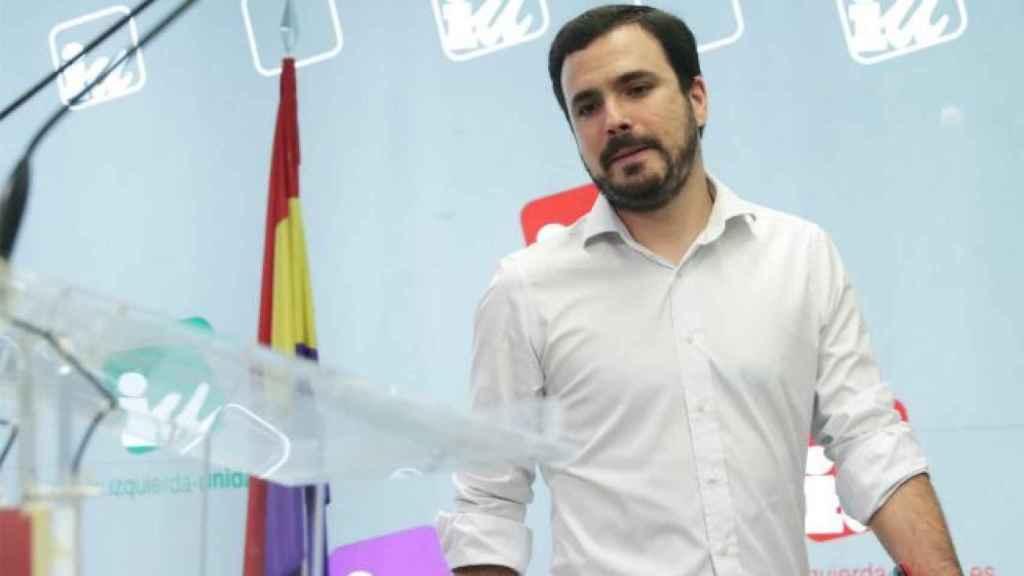 Alberto Garzón, futuro ministro en todas las quinielas, es un republicano confeso