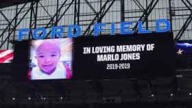 Muere el bebe de unos meses de Marvin Jones