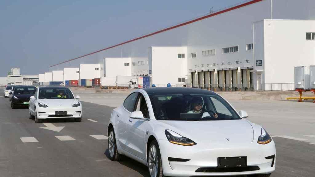 Los Model 3 fabricados en China será más baratos