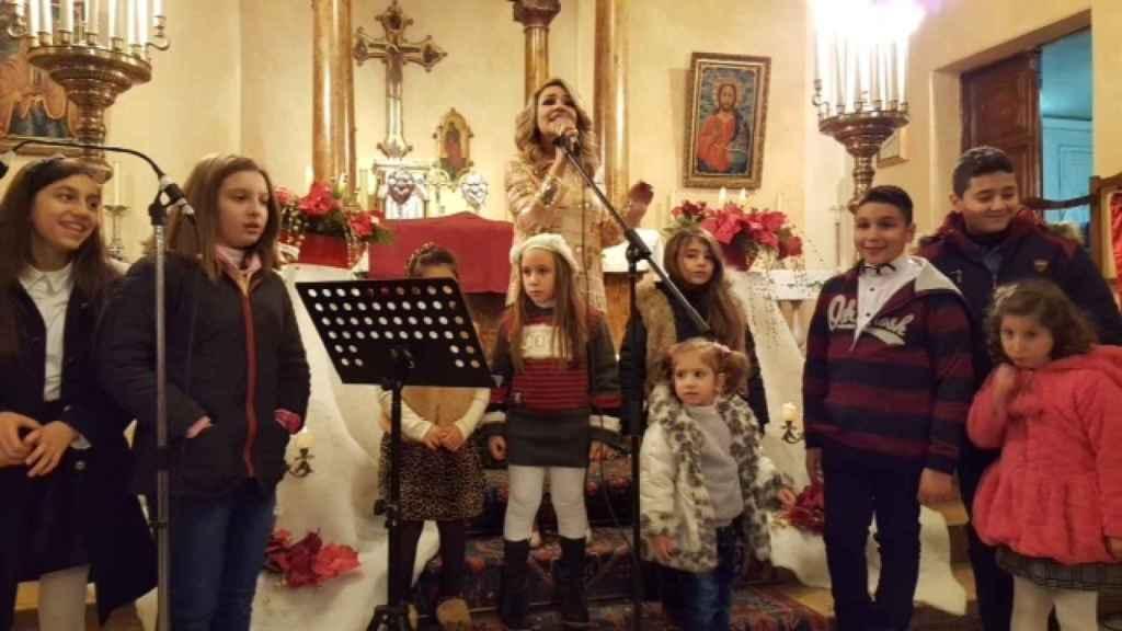 'Alepo os espera' es uno de los proyectos de la comunidad cristiana de la ciudad siria