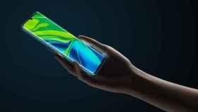 El Xiaomi Mi Note 10 con 108 Mpx está de oferta en Amazon