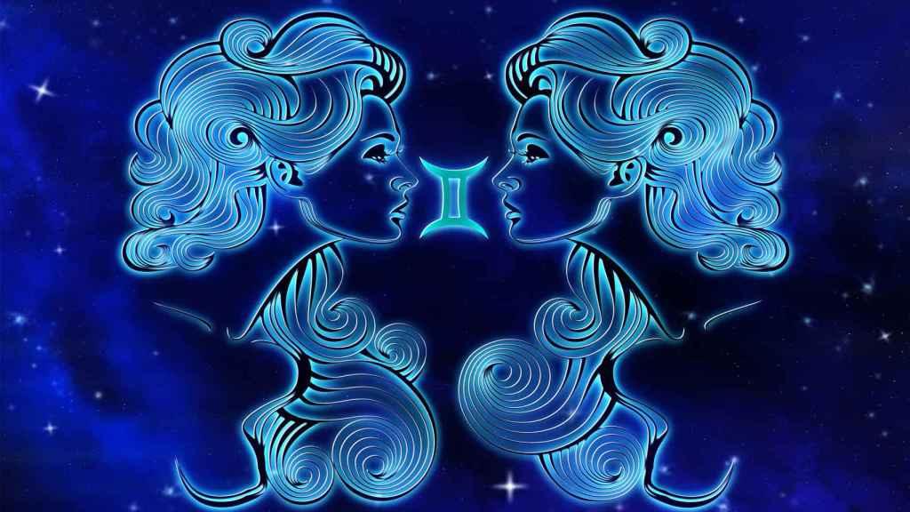 Signo del zodiaco Géminis.