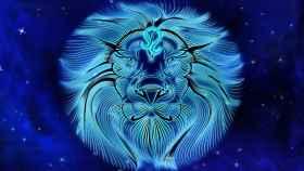 Signo del zodiaco Leo.