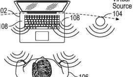 Altavoces virtuales que simulan sonido por toda la habitación con esta idea de Apple