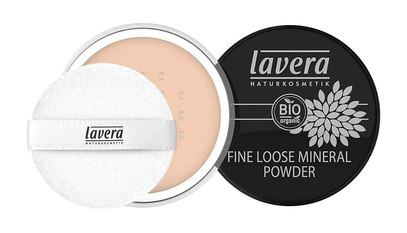 Polvos de maquillaje Lavera