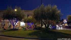 navidad calles ciudad rodrigo