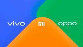 Xiaomi, OPPO y Vivo anuncian un sistema de intercambio de archivos similar a AirDrop