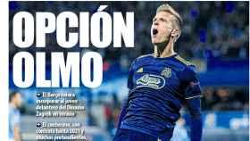Portada Mundo Deportivo (03/01/2020)