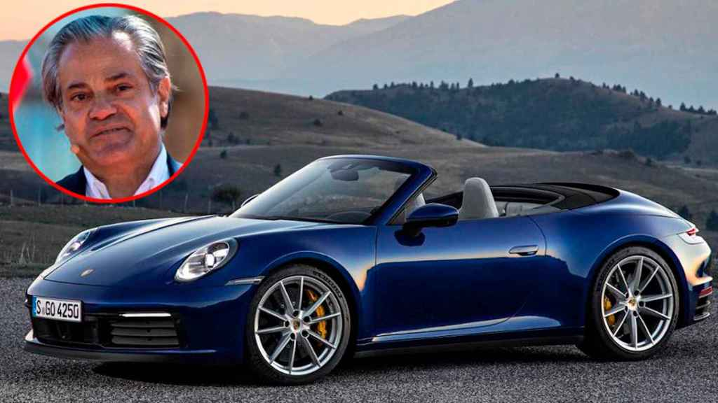 Marcos de Quinto (Ciudadanos) De entre toda su colección, uno de los coches más llamativos del diputadode Ciudadanos es un Porsche Carrera 911 del año 2018.