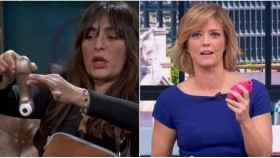 Candela Peña o María Casado han hablado sobre el famoso juguete sexual en televisión.