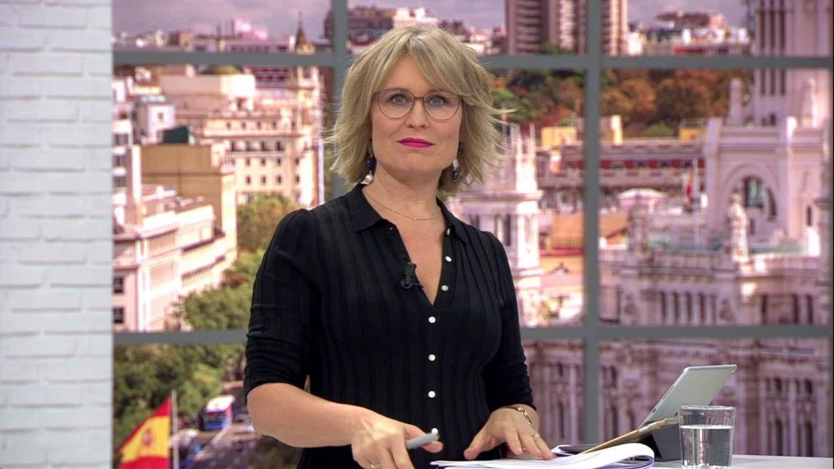 El espacio de María Rey en Telemadrid ha sido un éxito de audiencias.
