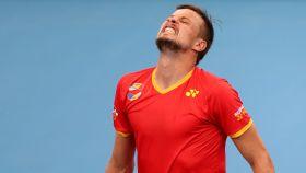Moldavia, en la ATP Cup