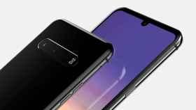 El LG G9 aparece en vídeo con sus cuatro cámaras traseras