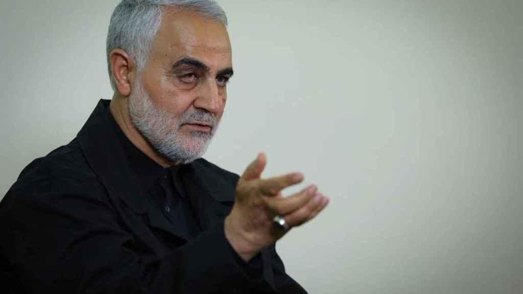 El general Qasem Soleimani.