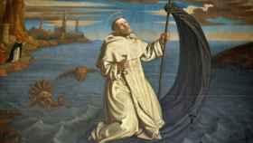 San Raimundo de Peñafort.