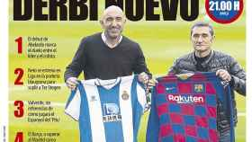 Portada Mundo Deportivo (04/01/2020)