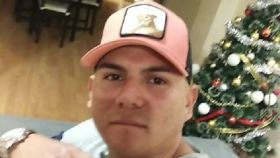 Carlos, el presunto asesino.