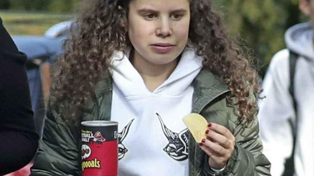 Carla Vigo, sobrina de la reina Letizia.