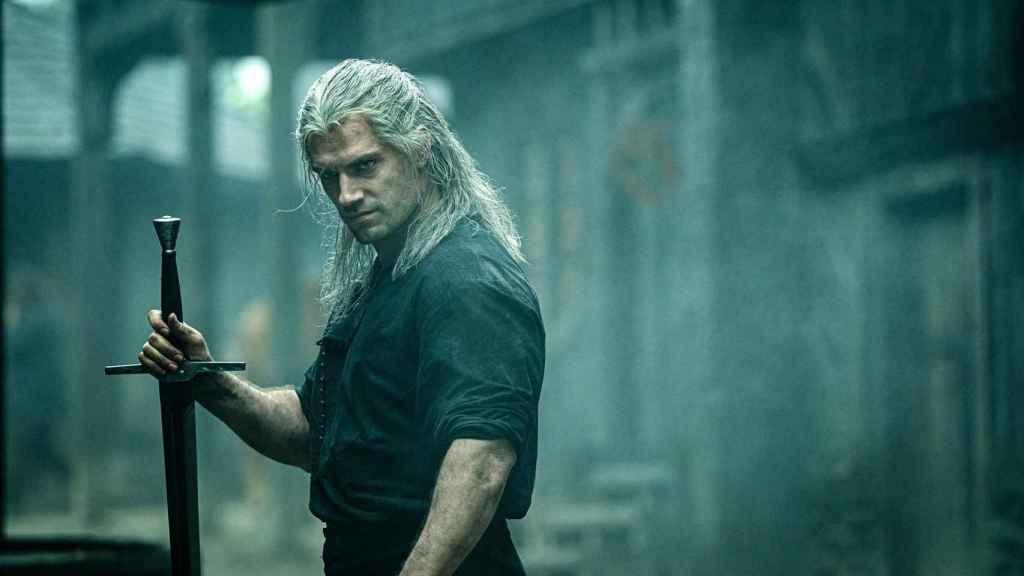 Henry Cavill en la adaptación de 'The Witcher' en Netflix que ya hemos podido ver.