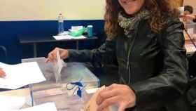 Aina Vidal, diputada de En Comú Podem.